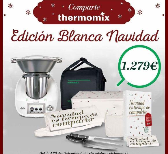 Promoción Blanca Navidad