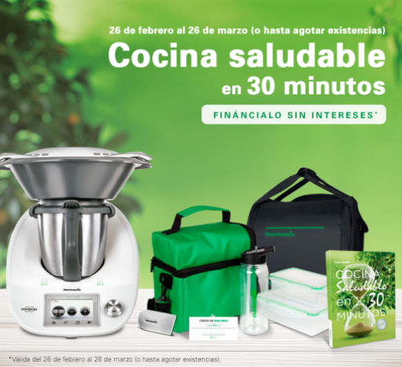 Thermomix® sin interés