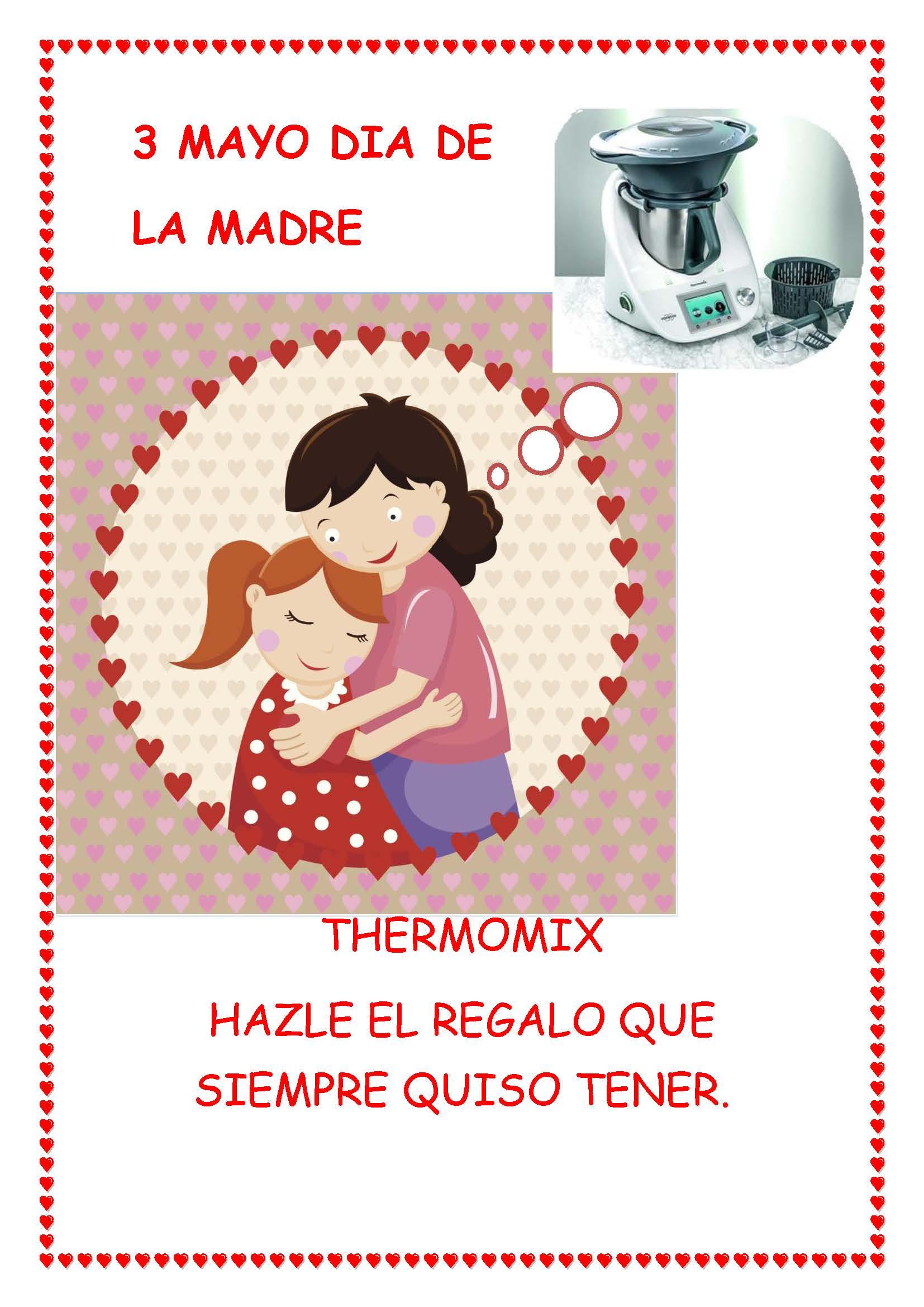Regala Thermomix® por el día de la MADRE