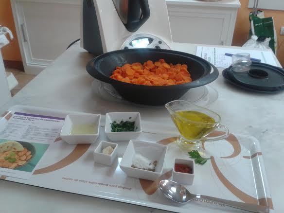Ensalada Marroquí de Zanahorias