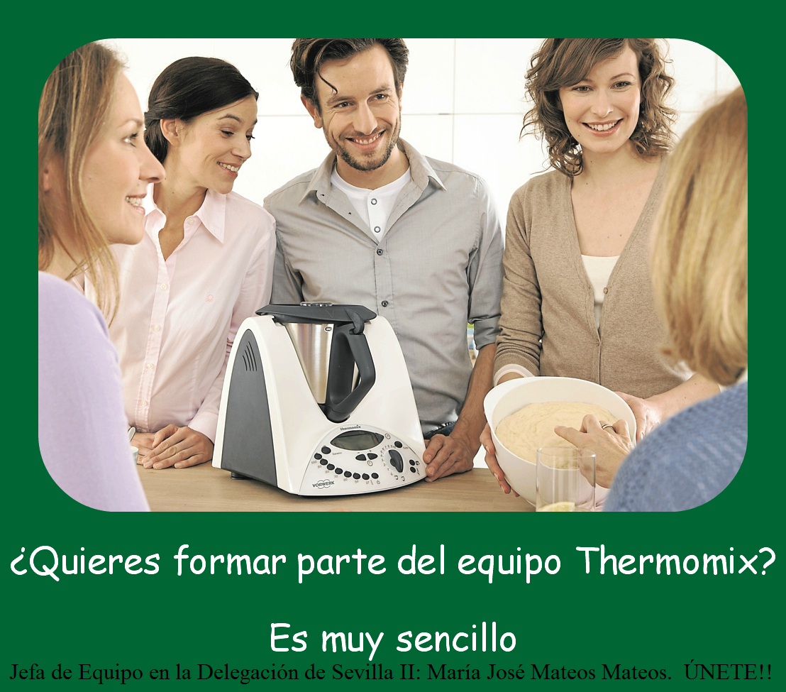 Trabajar en Thermomix®