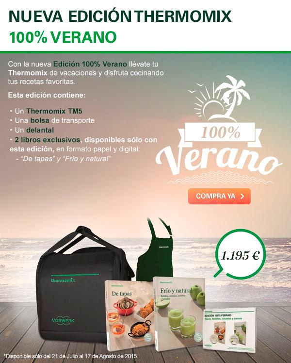 Oferta!!!! Thermomix® Edición Verano 100%