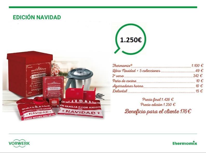 """Promoción Thermomix® : """"Edición Especial Navidad"""""""