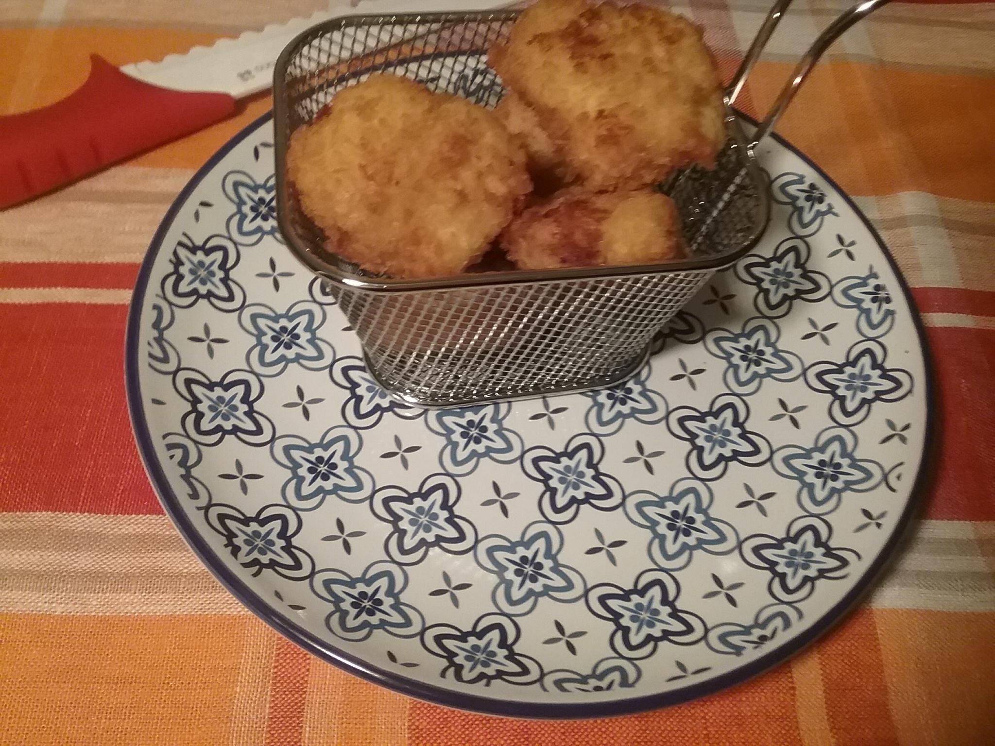 Nuggets de pollo caseros con Thermomix®