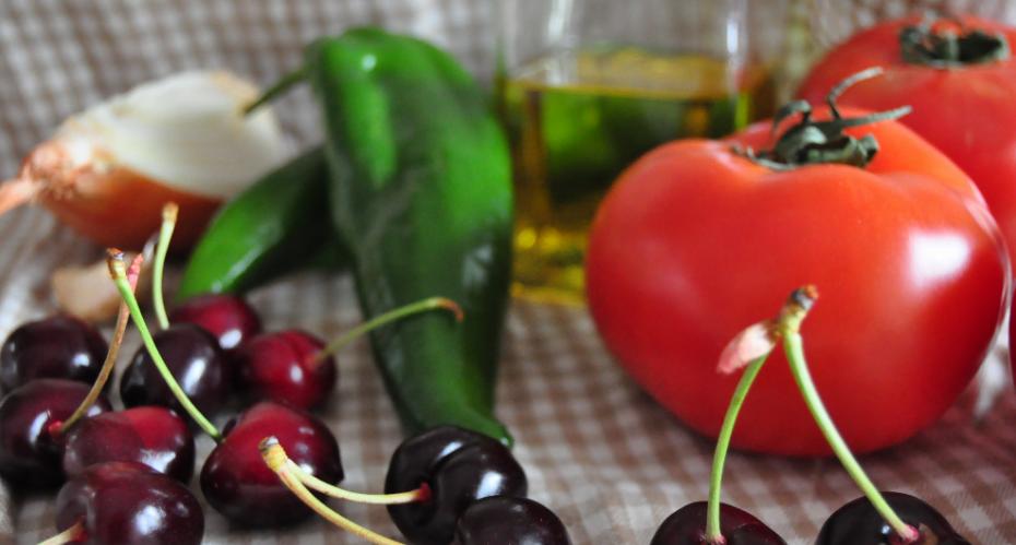 Gazpacho de Cerezas con Thermomix® TM5 y TM31