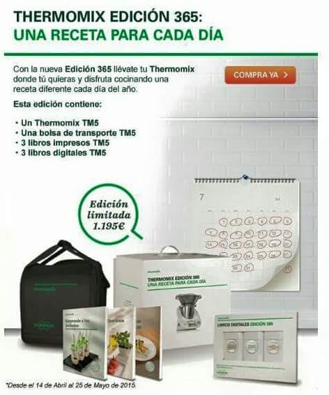 Thermomix® TM5 EDICION