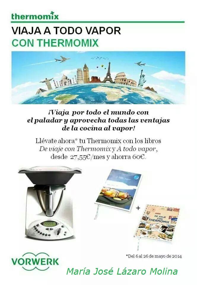 NUEVA PROMOCION MES DE MAYO Thermomix® TM31