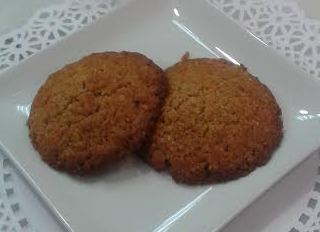 Galletas de avena y coco con Thermomix®