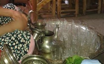 Agua de té verde con Thermomix®