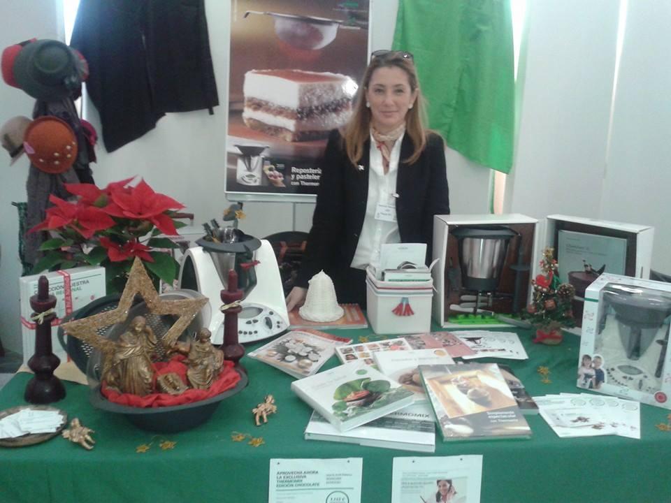 Thermomix® con el Rastrillo Solidario a favor de Cáritas en el Hotel TRH La Motilla de Dos Hermanas