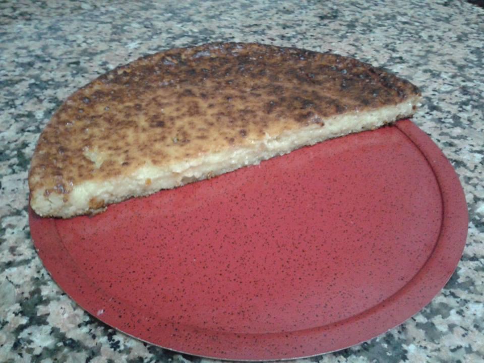 Tarta de Plátanos con Thermomix®