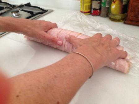 Roti de pollo con Thermomix®