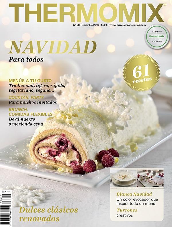Revista Thermomix® Navidad