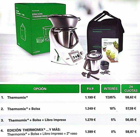 Oferta Thermomix® ...y más!!!!!
