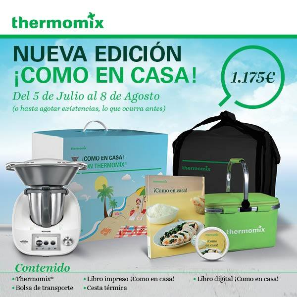 Oferta verano!!! Thermomix®