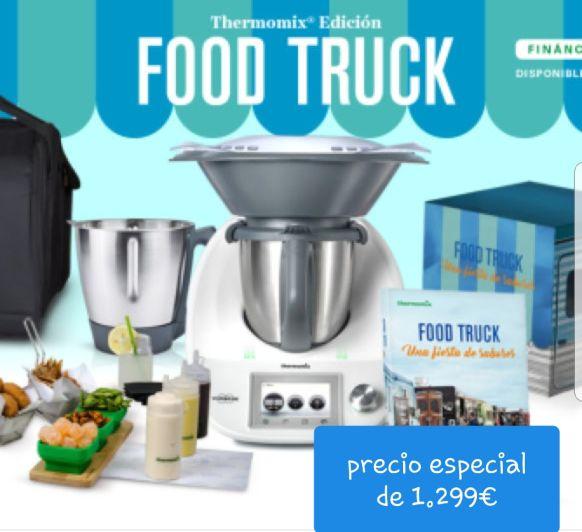 Relanzamiento Edición Food Truck