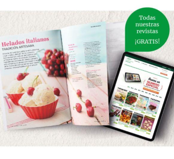 Revista Magazín gratuita Thermomix®