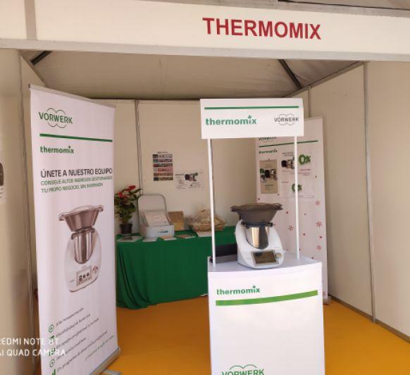 STAND Thermomix® EN LORA DEL RÍO MERCAXATI