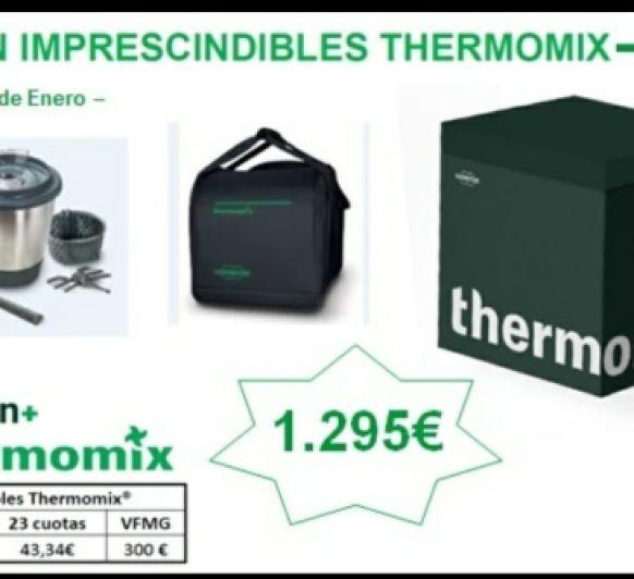 EDICION IMPRESCINDIBLES Thermomix®