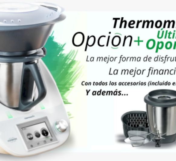 Thermomix® TM5 ÚLTIMA OPORTUNIDAD