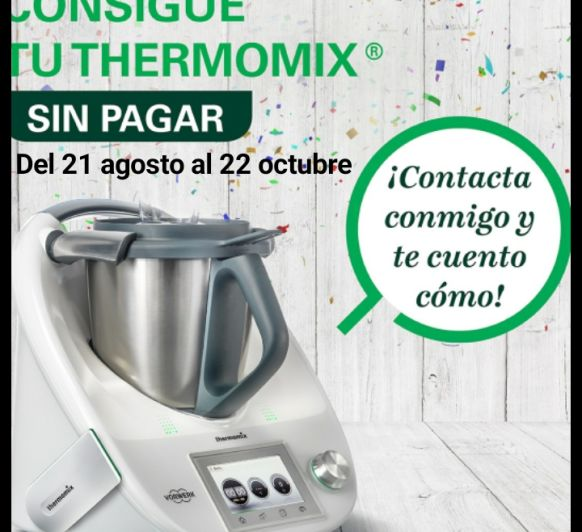 ¡Thermomix® SIN COSTE!