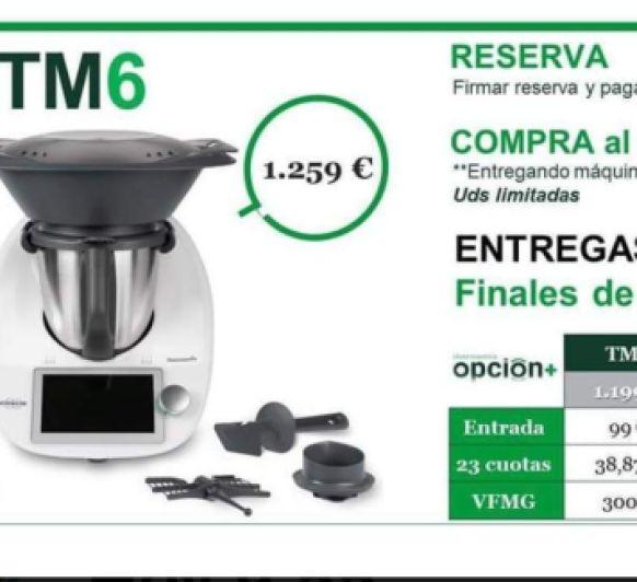 CONOCE LA NUEVA Thermomix® TM6
