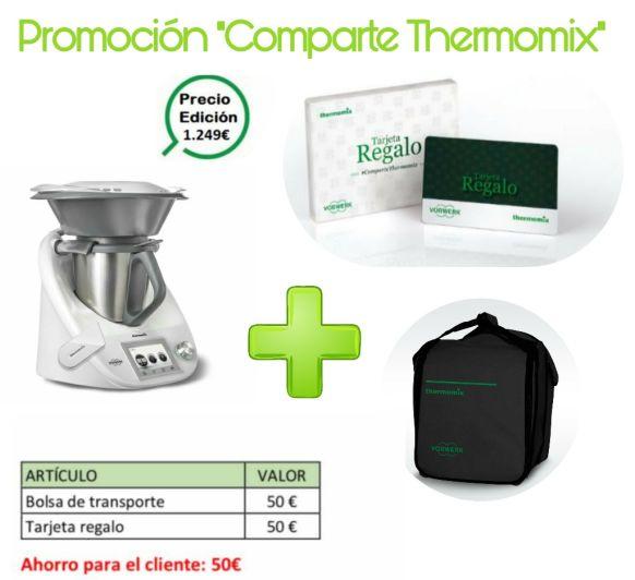 Nueva promoción Enero 2018 ''COMPARTE Thermomix® ''