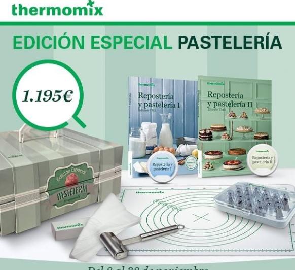 EDICION ESPECIAL PASTELERIA Thermomix®