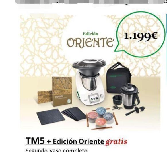 ULTIMAS UNIDADES DE TM5 EDICION ORIENTE Y TM5 EDICION GRAN OPORTUNIDAD