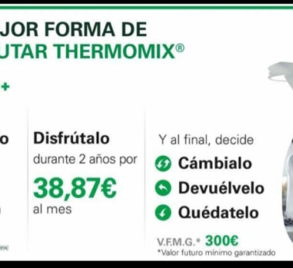 Thermomix® OPCION +