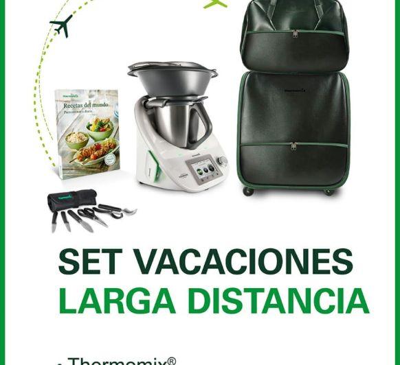 PROMOCION SET VACACIONES Thermomix®
