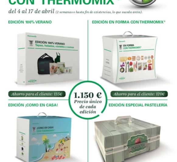 Thermomix® contrarreloj