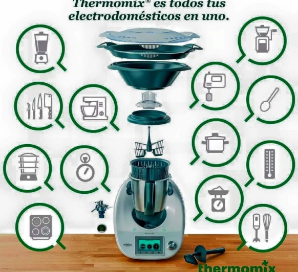 CONOCER Thermomix® TM5
