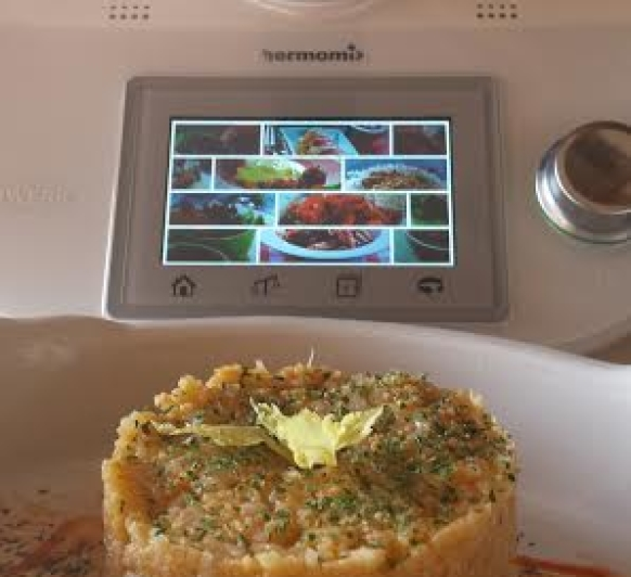 Guarnición de Coliflor con Thermomix® TM5