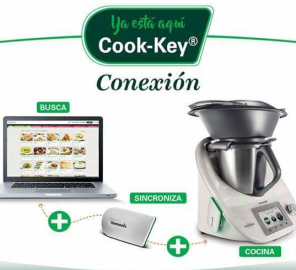 COMO FUNCIONA EL COOK KEY