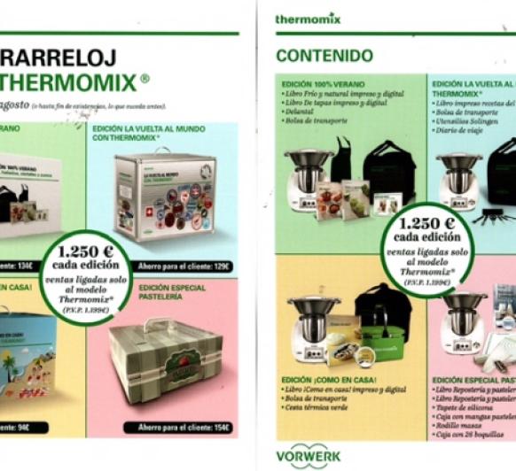 Promocion contrareloj thermomix