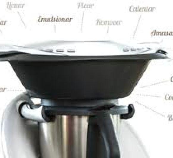 12 electrodomésticos en uno- Thermomix® lo hace todo