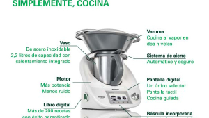 Thermomix® TM5. Simplemente, cocina